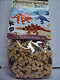 All Natural ''Dinosaur Pasta with Chicken Noodle Soup Mix'' Makes 10 Cups, Made in USA