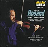 Aaron Rosand Plays