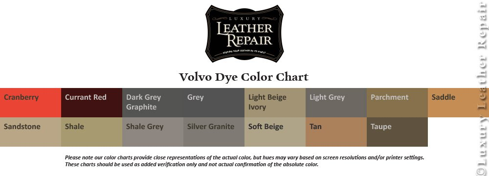 Professional Automotive Volvo Leather and Vinyl Dye Kit (16oz, Currant Red) by Luxury Leather Repair (Image #2)