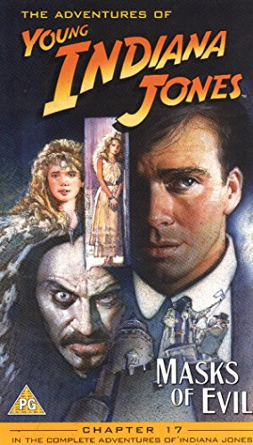 The Adventures of Young Indiana Jones: Masks of Evil [VHS]