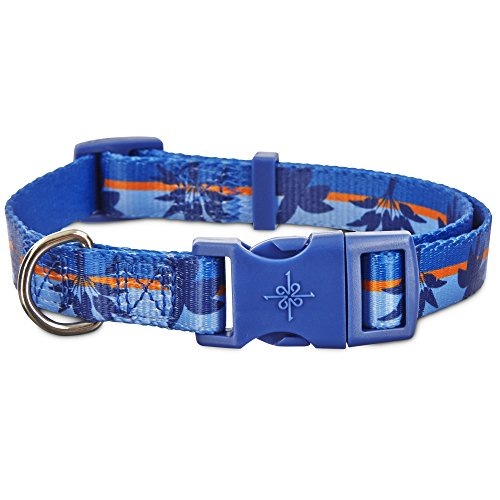 Good2Go Pacific Print Dog Collar, Large