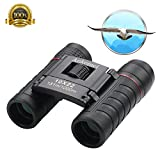 Binoculars For Kids10x22High-Resolution Rubber Grip shock proof Bird Watching Birthday Presents and Christmas Gifts for children Outdoor Play Toys for Boys and Girls Exploring Watching moon
