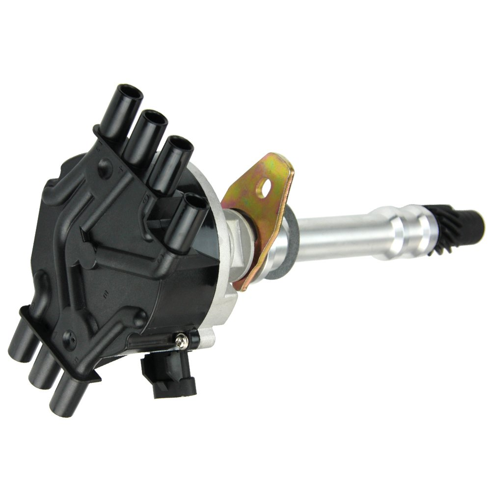 MegaFlint Ignition Distributor for 1996-2005 Chevy GMC Pickup Truck Astro Van S-10 Blazer Jimmy 4.3L V6 Vortec 12598210