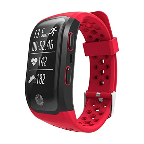 c0da3b06ed36 Pulsera actividad Pulsera inteligente,Pulso Cardíaco Fitness Tracker ...