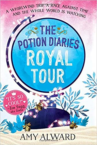 Image result for royal tour by amy alward