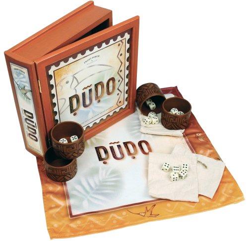 Front Porch Classics Dudo Game - Bookshelf Edition