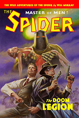 The Spider: The Doom Legion (The Wild Adventures of The Spider Book -