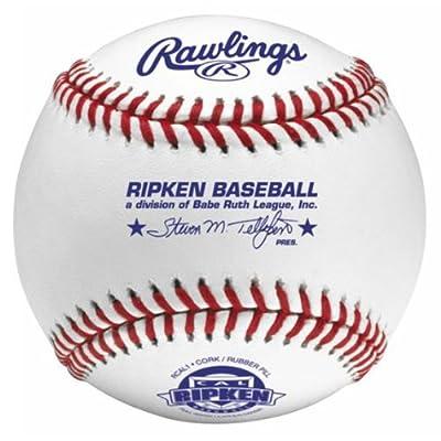 Rawlings Rcal1 Cal Ripken League Baseballs