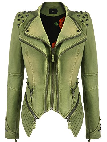 Cheap Womens Biker Jackets - 1