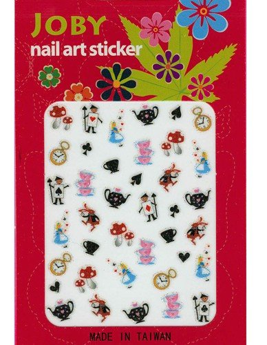 Nail Sticker/Nail Art - Signature Collection - Alice in FantasyLand - Joby Nail