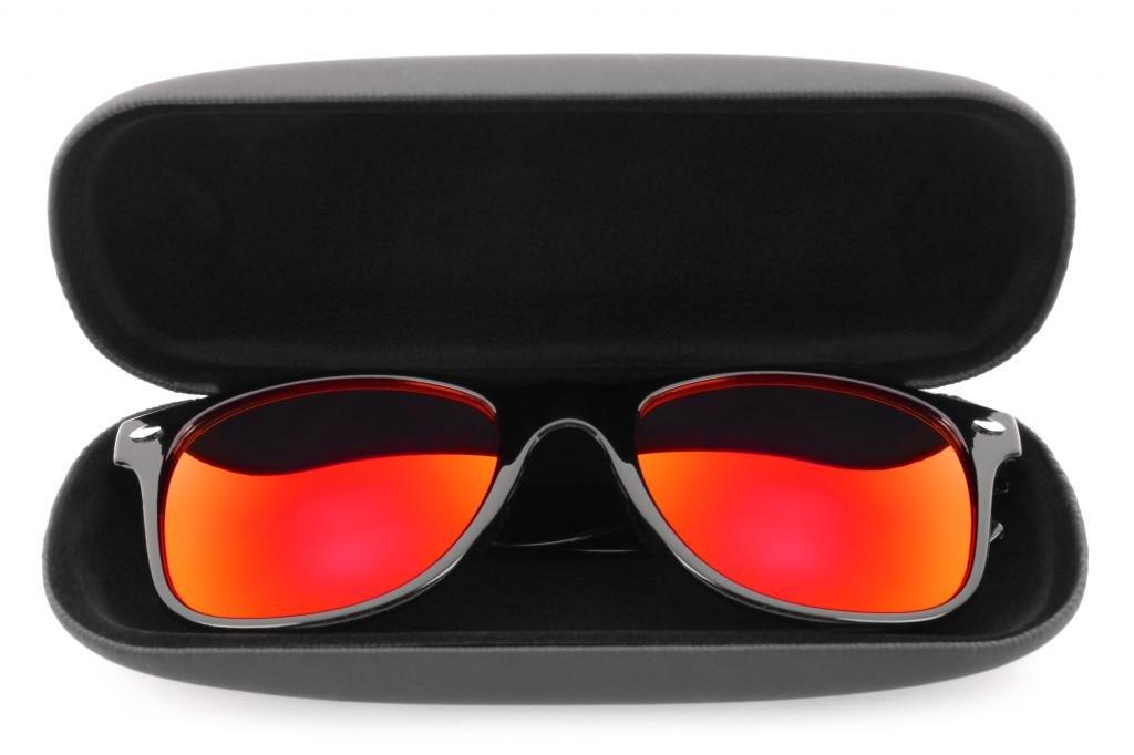 Society43 NCAA Unisex Hard Eyewear Case with Team Logo