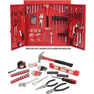 Amazon Com Hyper Tough 151 Piece Metal Wall Cabinet Tool