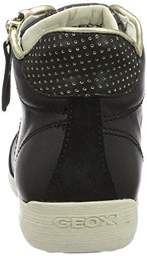 a Mujer para D Negro Zapatillas Geox blackc9999 Myria nE4xS