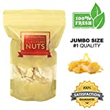 European Nuts- Fresh – Premium Dried Crystallized Ginger Slices in Resealable Bag (Unsulfured 2 LBS)