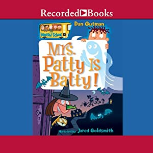 Mrs. Patty Is Batty Audiobook