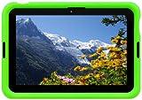Bobj Rugged Case for ASUS MeMO Pad FHD 10 (ME302C) Tablet - BobjGear Custom Fit - Sound Amplification - BobjBounces Kid Friendly .. (Not for MeMO Pad Smart10 ME301T) (Gotcha Green)