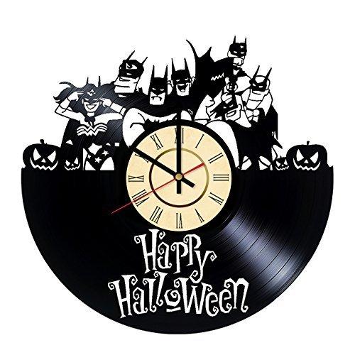 Fun Door Justice League Happy Halloween Handmade Vinyl