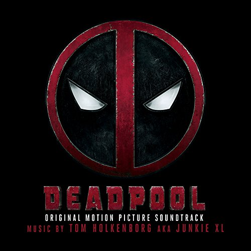 Deadpool (Original Soundtrack Album) (2-LP, 180 gram, Red/Black Starburst -