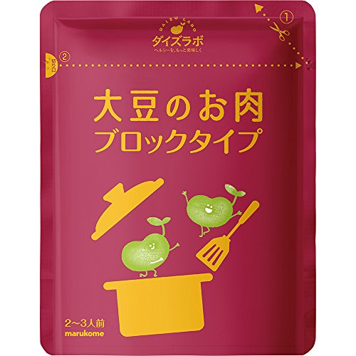 Marukome 40 commercial soybean block type 200g X by Marukome