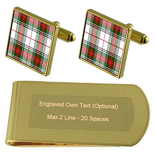 Clip Tartan Engraved Stuart2 Clan Gold Tartan Clan Money Stuart2 Tone OwqFSHq