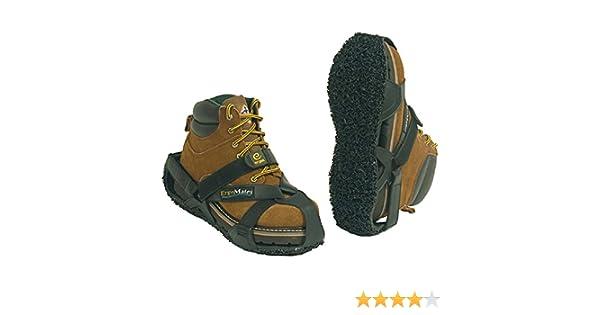 ERGOMATES G87903B Antifatigue Soles,Black,Size 5 to 7,PR