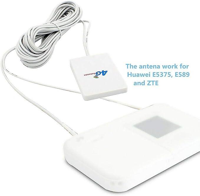 Tuankay RouterHJ0004 - Antena LTE para módem Router de Antena ...