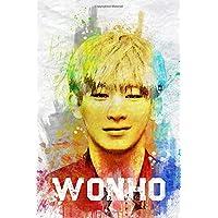 Wonho: Monsta X Member Color Splatter Art 100