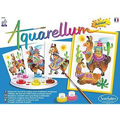 SentoSphere Aqua Lum Kit, 6508, Multi-Coloured: Toys & Games
