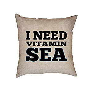 512nWDqlg5L._SS300_ 100+ Coastal Throw Pillows & Beach Throw Pillows