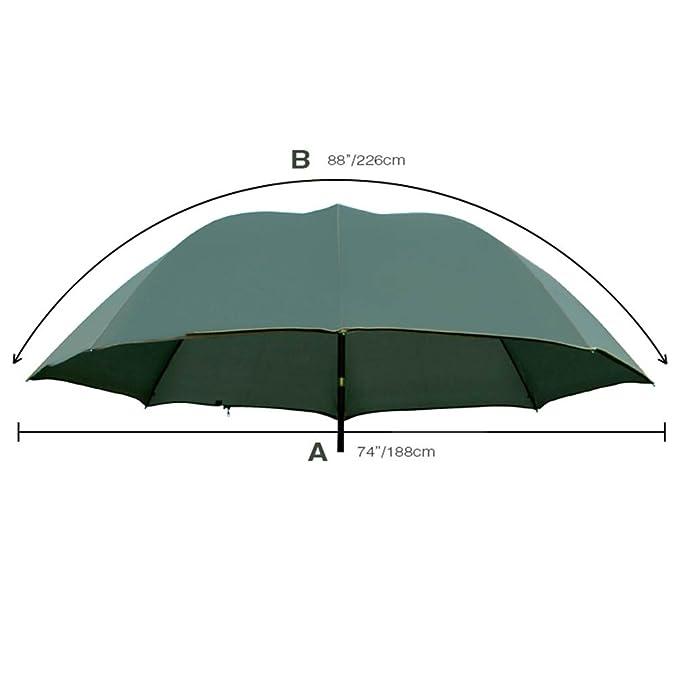 Dr. Peces carpa pesca paraguas refugio 88