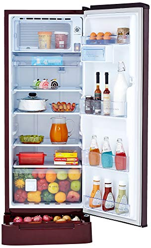 Whirlpool 215L  Single Door Refrigerator