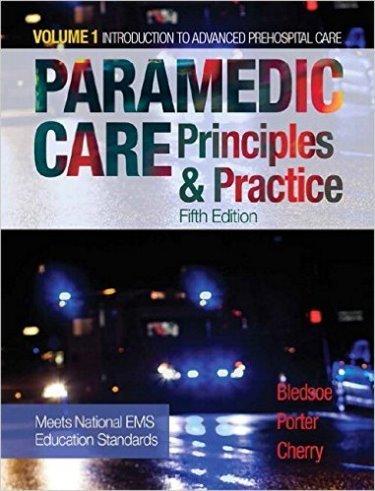Paramedic Care,Vols.1 5 W/Access