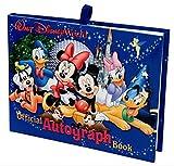 Walt Disney World Exclusive Official Autograph Book