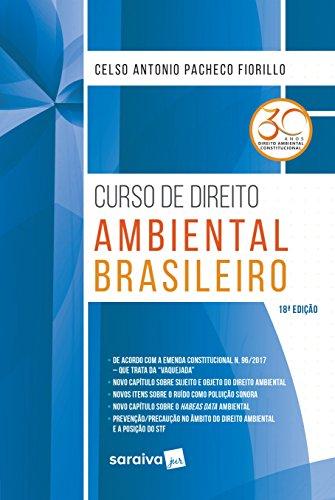 Curso de Direito Ambiental Brasileiro