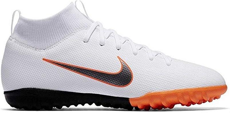 Nike Mercurial Superfly X 6 Academy TF JR AH7, Chaussures de