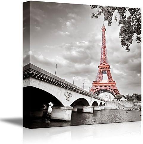 Eiffel Tower in Paris France Wall Decor
