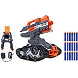 TerraScout Nerf Toy RC Drone N-Strike Elite Blaster with Live Video Feed 18 Official Nerf Elite Darts and Rechargeable Battery For Kids, Teens, and Adults