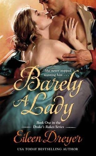 Download Barely a Lady (Drake's Rakes) pdf