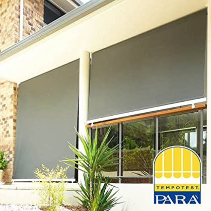 Tende Da Sole A Caduta Per Balconi 300 X 250 Cm Amazon It Casa E