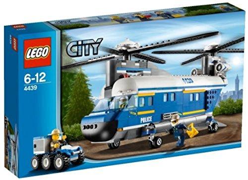 suministramos lo mejor LEGO City - Helicóptero de Cochega (4439) (4439) (4439)  bajo precio