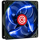 Circle Stay Cool CG-12 120mm Blue LED Case Cabinet Fan