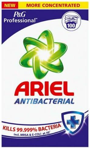 Ariel Antibacteriano 100 Lava 4.30 kg caso de 1: Amazon.es ...