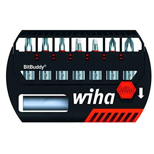 Wiha 76890 Impact Insert Bit Buddy Set Ph Sq Tx
