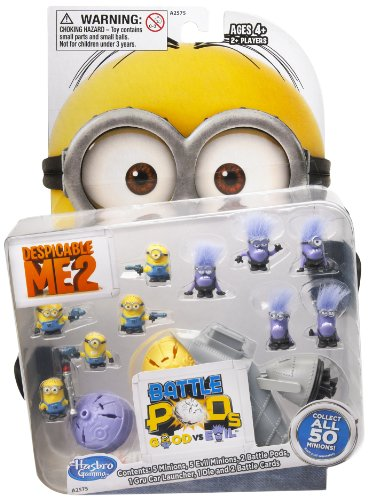 Despicable Me 2 Battle Pods Game ()