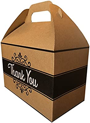 Amazon.com : Thank You Cookies Care Package features classic Kraft Gift Box with Thank You graphic, stuffed with cookies, the perfect thank you gift!