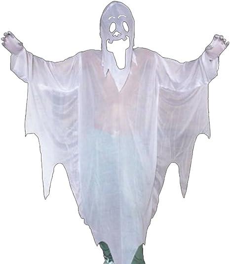 OULII Balaclava Mascara Fantasma Capucha Capa Traje con Guantes ...
