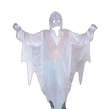 OULII Balaclava Mascara Fantasma Capucha Capa Traje con ...