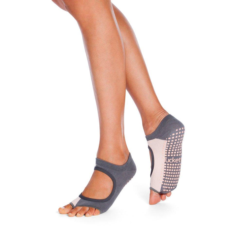 Tucketts Chaussure Femme Chaussettes de yoga 4351f01da26