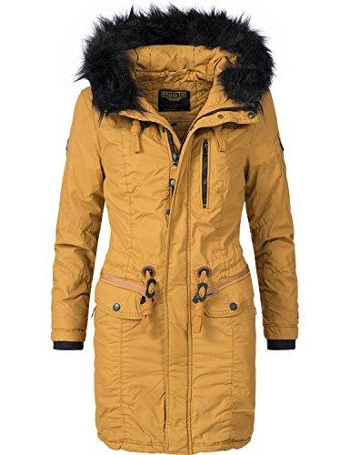 para Mujer Abrigo Amarillo Abrigo Khujo Mujer Khujo para 1wOqBgPn