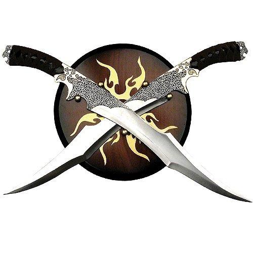 Elf Warrior Fantasy Sword Set - Sword Fantasy